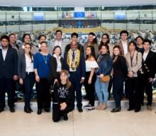 Des étudiants polynésiens visitent à nouveau le Parlement européen