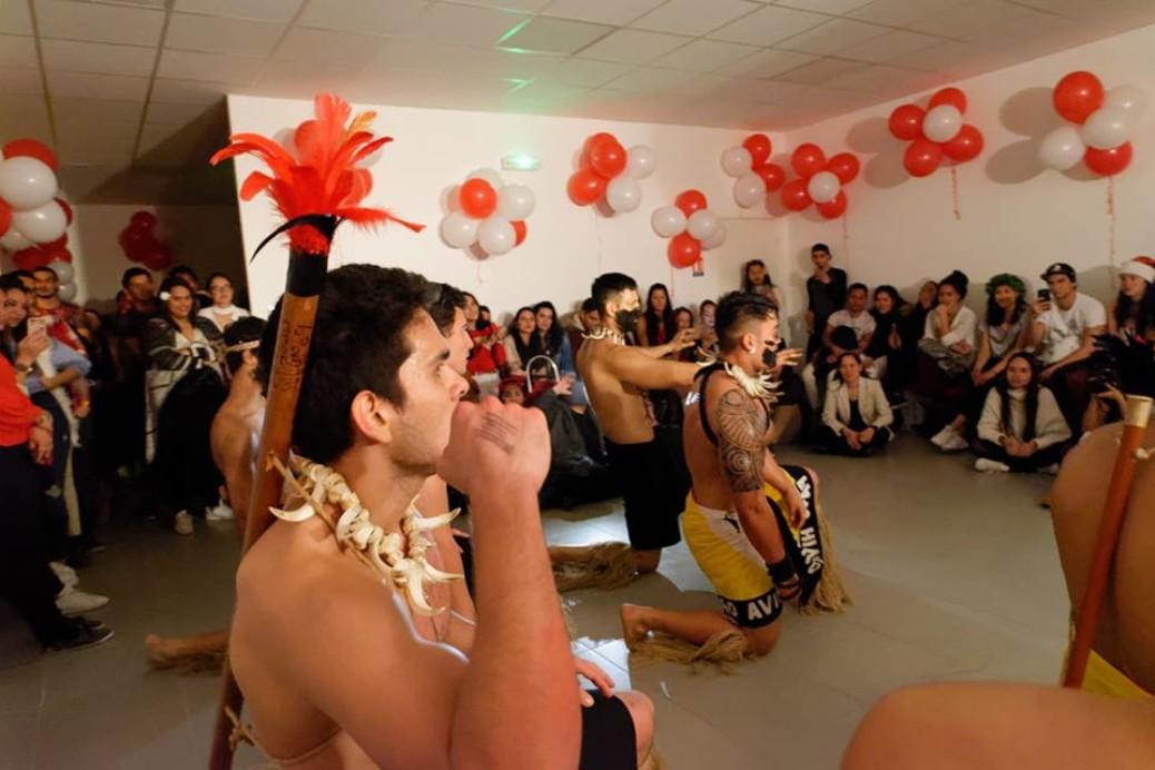 La déléguée inaugure le foyer des étudiants de Toulouse