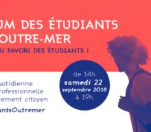 La Délégation de la Polynésie française au forum des étudiants des Outre-mer