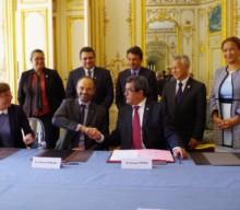 Le Premier ministre Edouard Philippe et le président Edouard Fritch prolongent la convention solidarité