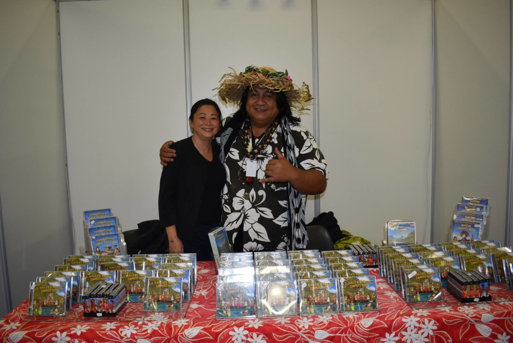 Salon des Arts Ménagers de Charleroi : Tahiti et ses îles à l'honneur