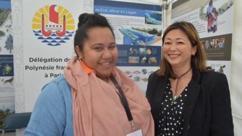 La Délégation présente au forum des étudiants d'Outre mer