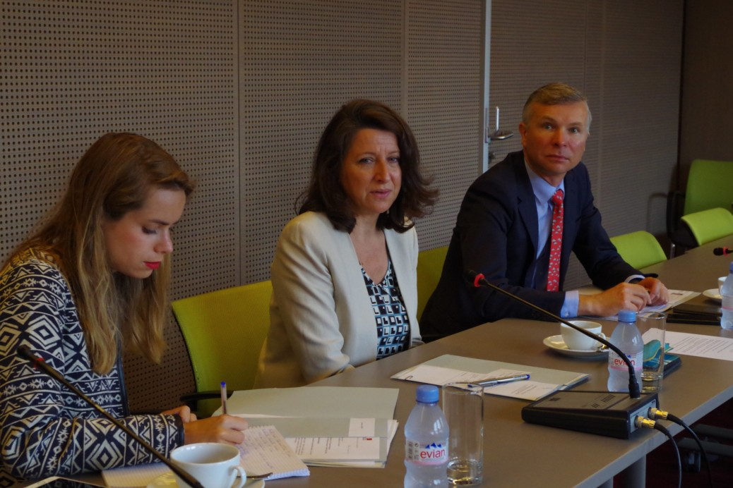 Edouard Fritch et Agnès Buzyn préparent la future convention Solidarité