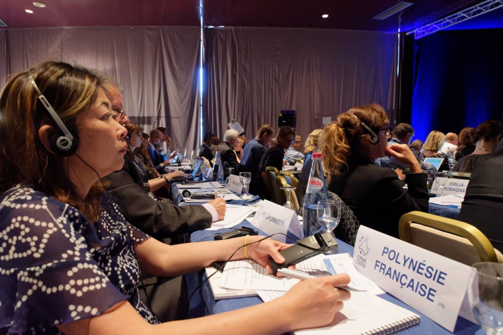Europe : Caroline Tang participe à la 46e Assemblée générale de la CRPM