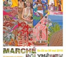 """Le grand marché polynésien """"Tahiti à Paris"""""""