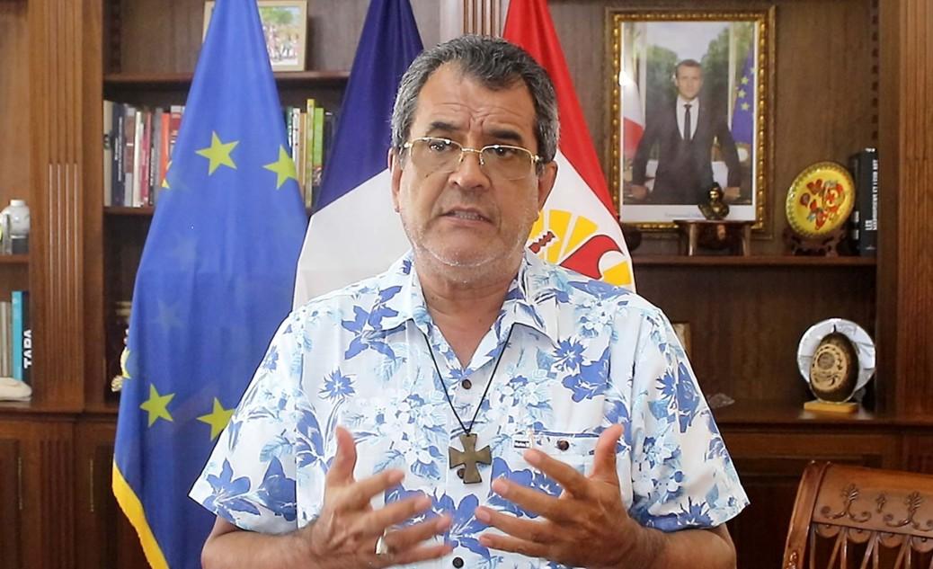 Message du président aux résidents polynésiens en métropole